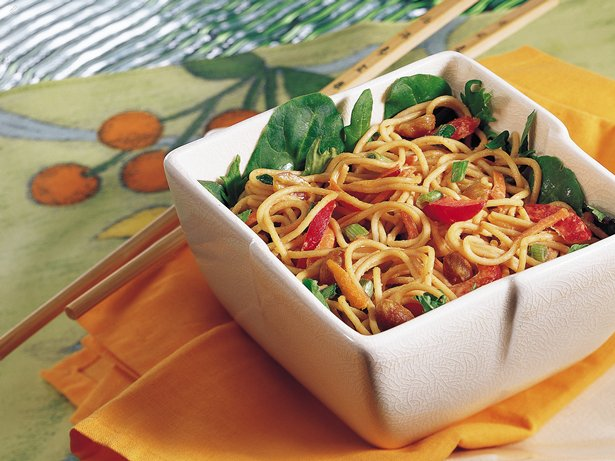 Peanut Noodle Salad