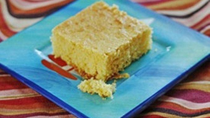Easy Maple Brown Sugar Cornbread recipe - from Tablespoon!