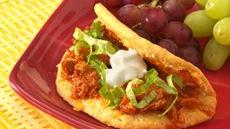 Biscuit Chicken Gorditas Recipe