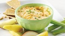 Snappy Cheddar Dip Recipe