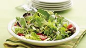 Mixed Green Salad with Dijon Vinaigrette