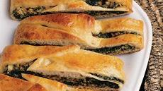 Hearty Spinach Braid Recipe