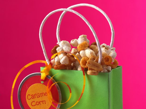 Kooky Caramel Corn