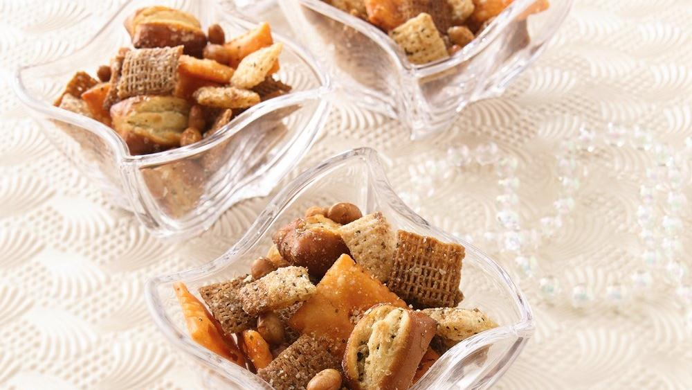 Italian Cheesy Chex® Mix