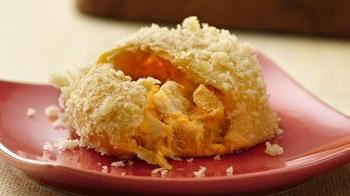 Buffalo Chicken Crescent Puffs