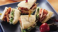 Grands!® Chicken Breast Club Sandwiches Recipe