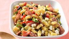 Greek-Style Pasta Salad Recipe