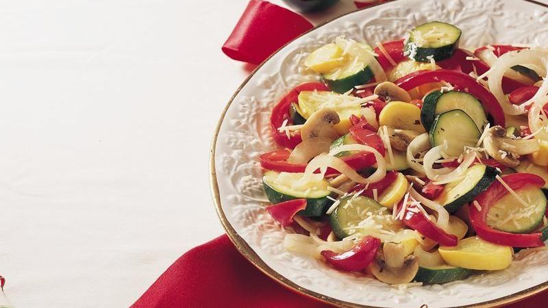 Italian Christmas Veggies