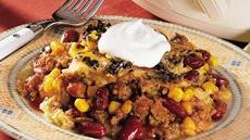 Slow-Cooked Taco Casserole Recipe