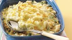 Green Bean and Turkey Casserole Recipe