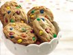 Giant Polka Dot Cookies