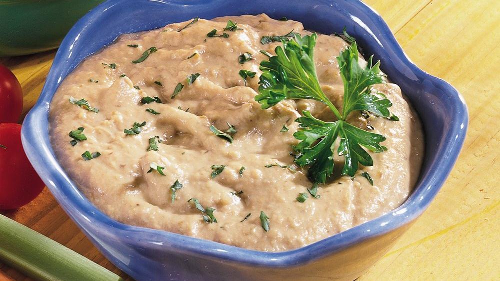 Mediterranean Eggplant Dip