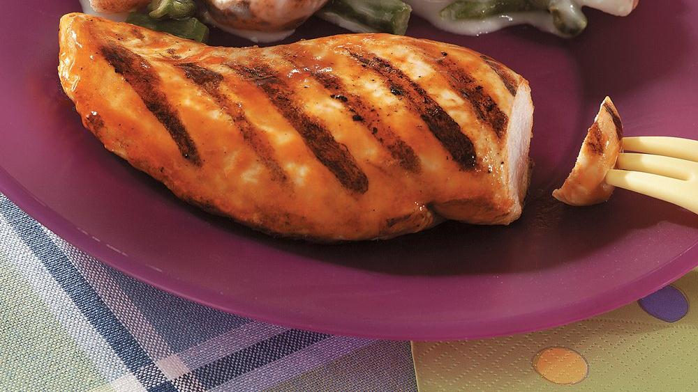 Mother's Day Grilled Chicken