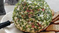 Pizza Cheese Ball Recipe