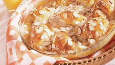 Country French Apple Crescent Casserole