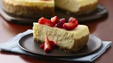 Divine Yogurt Cheesecake  Recipe