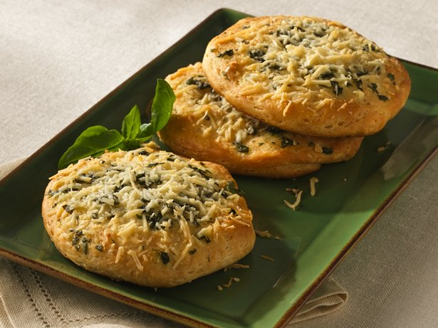 Cheesy Herb Biscuits