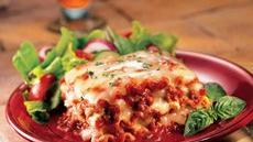Classic Lasagna with Turkey Sausage Recipe