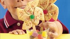 Easy Gumdrop Whirligigs Recipe