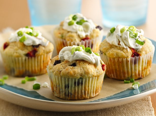 Mediterranean Cupcakes