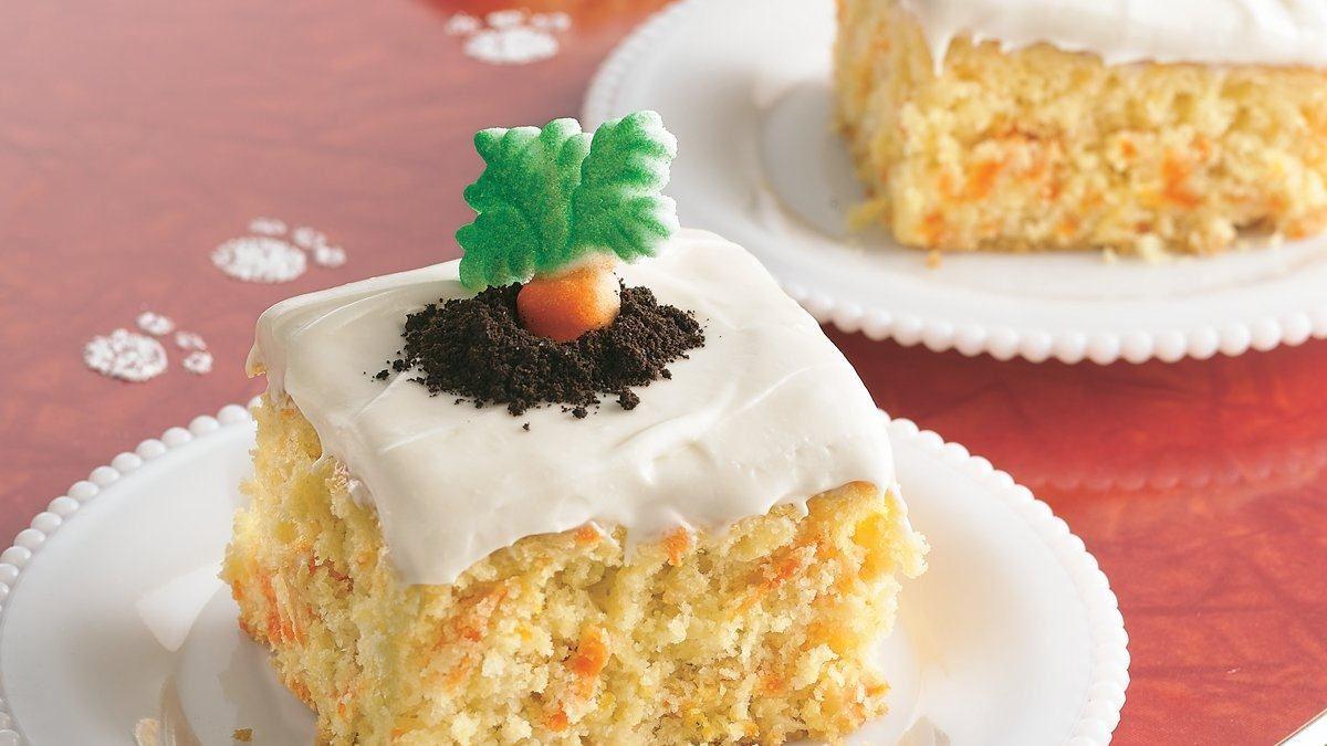 Pillsbury Carrot Cake Recipe