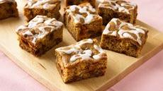Apple-Cinnamon Bars Recipe