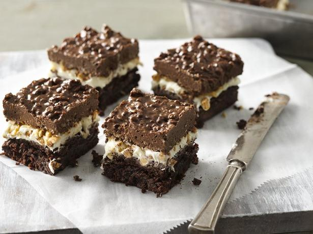Brownie Goody Bars