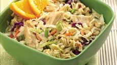 Asian Noodle-Chicken Salad Recipe
