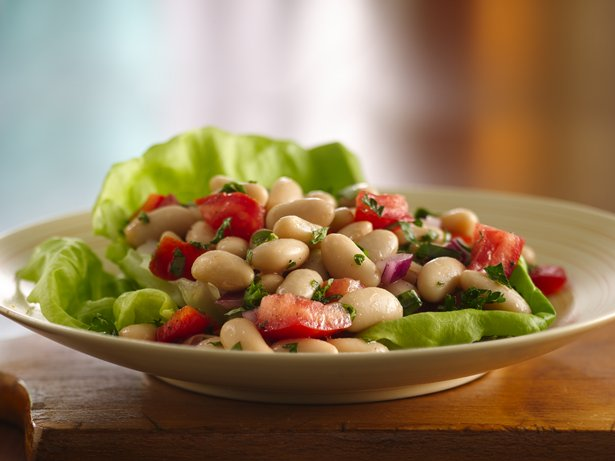 Gluten Free Northern Italian White Bean Salad