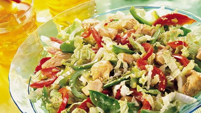 Image of Asian Sesame Chicken Salad, Pillsbury