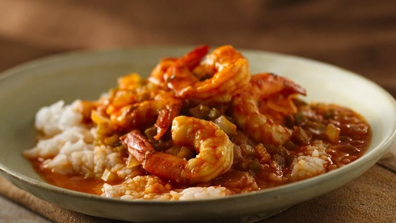 Shrimp Creole recipe from Betty Crocker