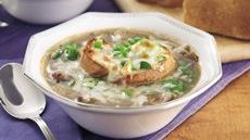 Philly Cheese Steak Onion Soup Recipe