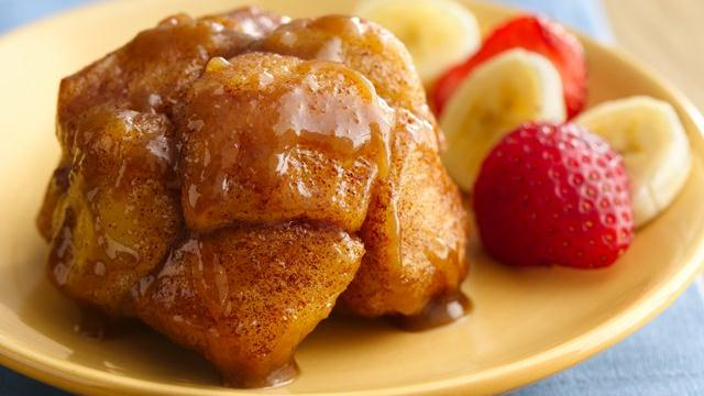Monkey Bread Minis recipe from Pillsbury.com