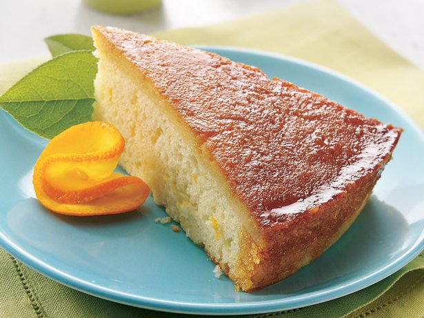 Orange Flan Cakes