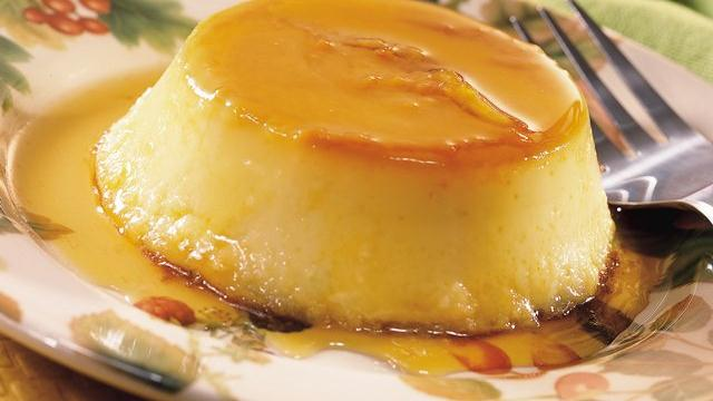 Image of Apple Crème Caramel, Pillsbury
