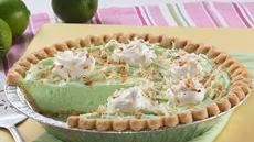 Creamy Lime Colada Pie Recipe