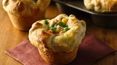 Grands! Chicken Pot Pie Puffs Recipe