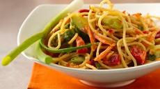 Veggie Thai Noodle Salad Recipe