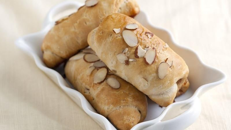 Honey Nut Roll-Ups