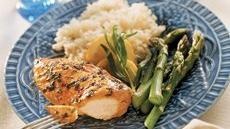 Grilled Honey-Tarragon Chicken Recipe