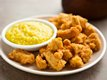 Coconut-Curry Fried Chicken Nuggets with Mango Dipping Sauce