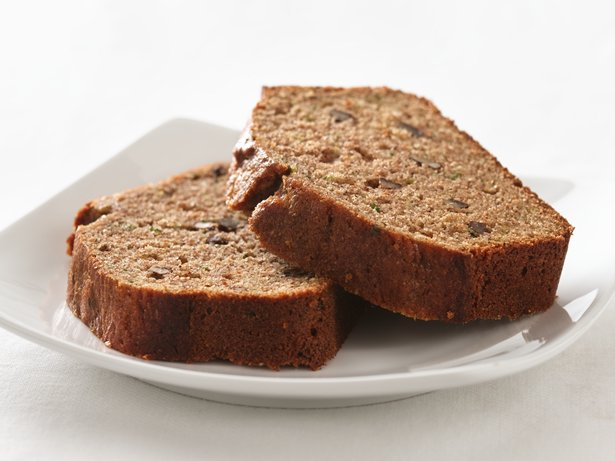 Healthified Zucchini Bread