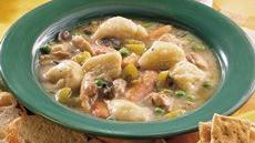 Slow-Cooked Chicken and Dumplings Recipe