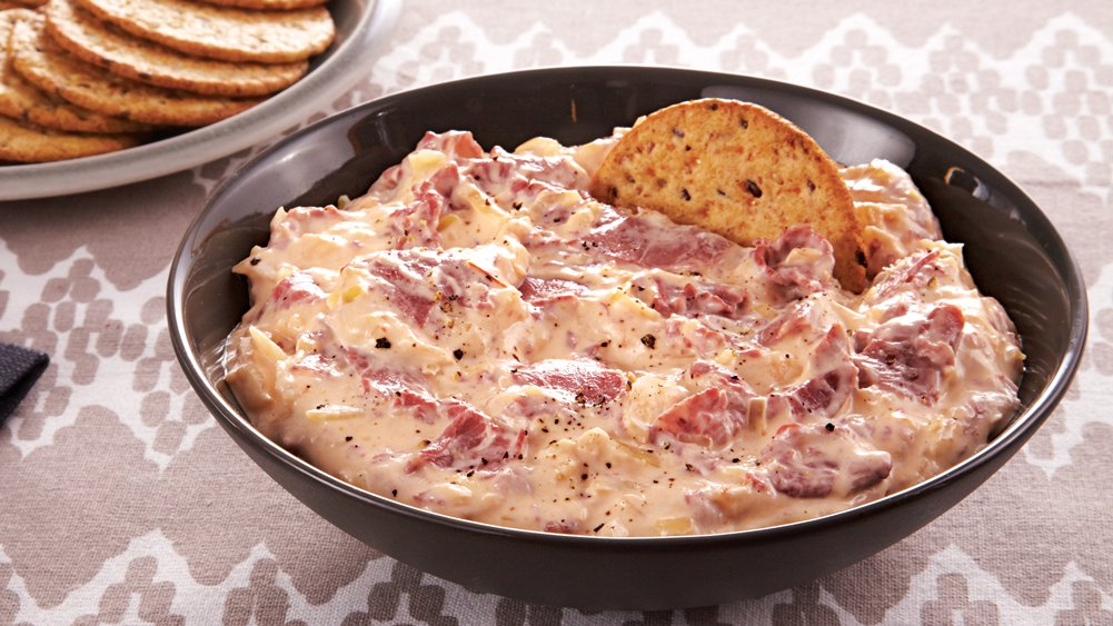 Slow-Cooker Reuben Dip recipe from Pillsbury.com
