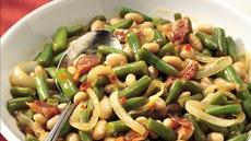 Tangy Beans and Bacon Recipe