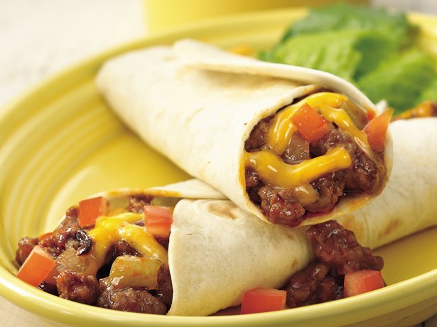 Slow-Cooker Smoky Chipotle Soft Tacos recipe from Betty Crocker