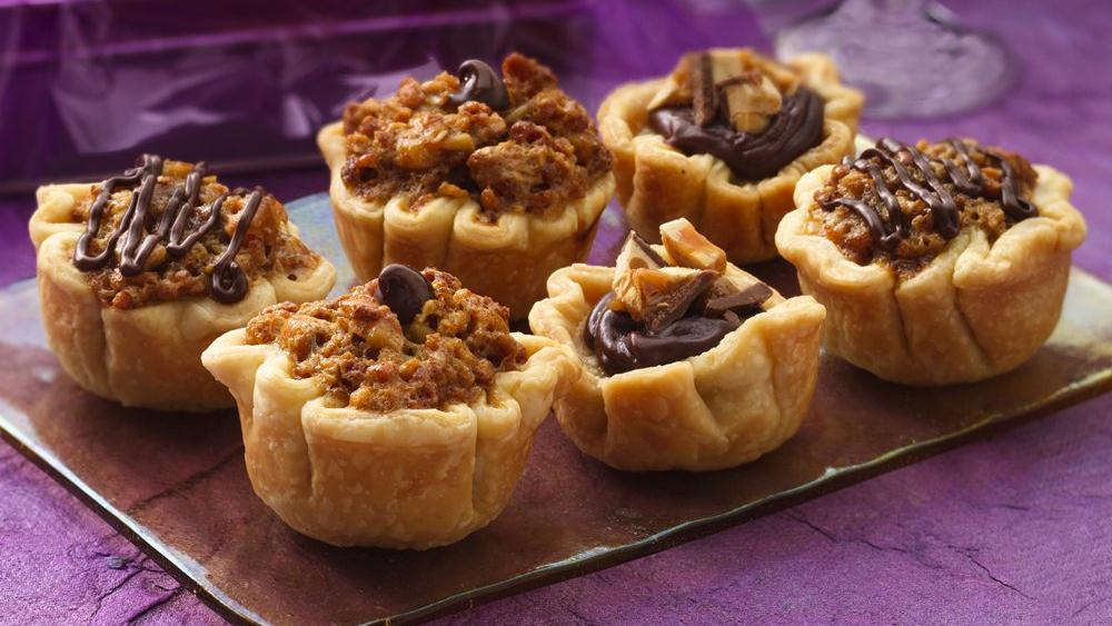 Candy Bar Tarts