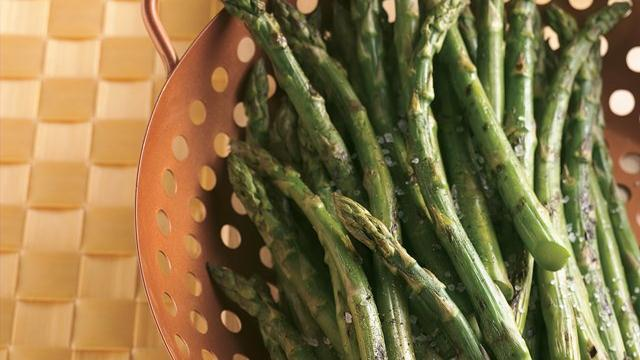 Image of Asparagus On The Grill, Pillsbury