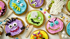 Monster Cookie Pops Recipe