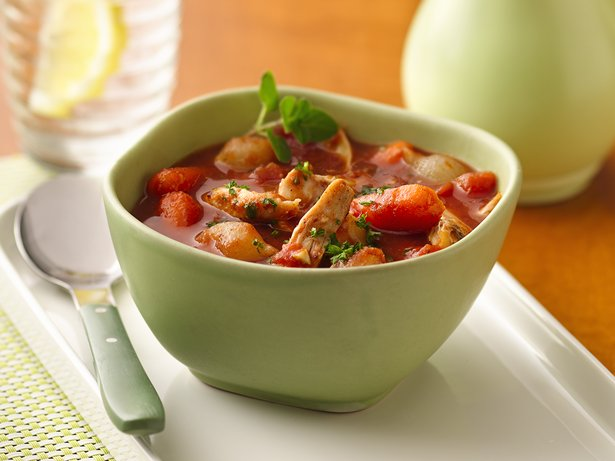 Slow Cooker Greek Chicken Stew